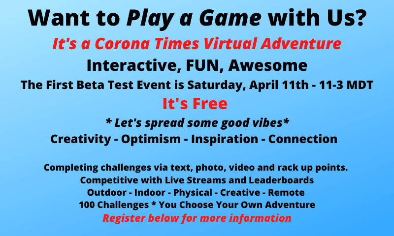 Grand Dynamics goes VIRTUAL with a new interactive GAME for fun, inspiration, connection (and a little friendly competition), even while social distancing.